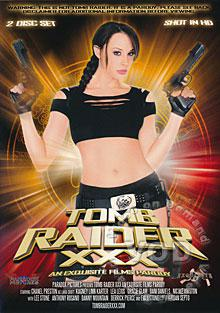 Tomb Raider XXX - An Exquisite Films Parody (Disc 1)