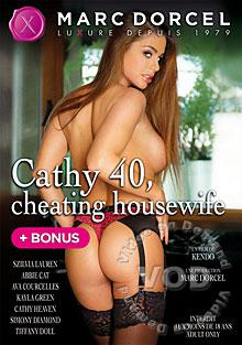 Cathy 40: Cheating Housewife