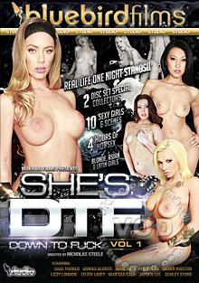 She's DTF: Down To Fuck Vol. 1 (Disc 2)