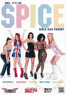 OMG...It's The Spice Girls XXX Parody