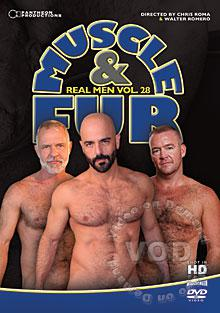 Real Men Vol. 28 - Muscles & Fur