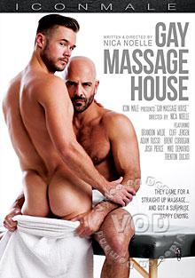 Gay Massage House Box Cover