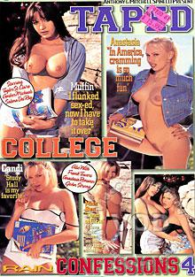 Taped College Confessions 4