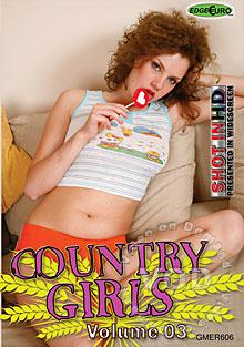 Country Girls Vol. 3
