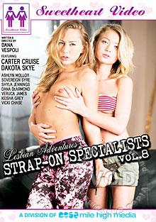 Lesbian Adventures - Strap On Specialists 8
