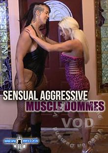 Sensual Aggressive Muscle Dommes