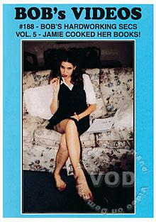 Bob's Hardworking Secs - #188: Vol. 5 - Jamie Cooked Her Books! Box Cover