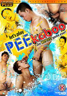 Let's Play Pee-Kaboo