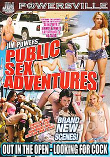 Jim Powers' Public Sex Adventures