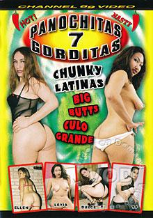 Panochitas Gorditas 7- Chunky Latinas Box Cover