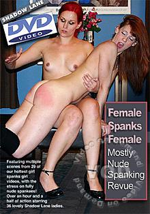 Female Spanks Female