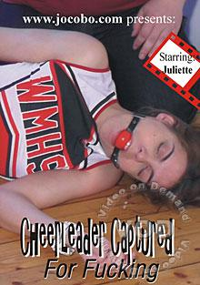 Cheerleader Captured For Fucking
