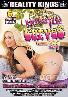 Monster Curves Volume 31