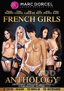 French Girls Anthology (French)