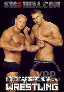 No Holds Barred Nude Wrestling Vol. 38