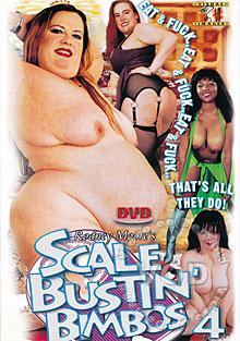 Scale Bustin' Bimbos 4 Box Cover