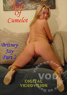 Girls Of Cumelot - Britney Jay - Part 2 Box Cover