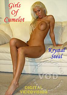 Girls Of Cumelot - Krystal Steal Box Cover