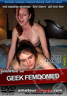 Geek Femdomed