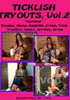 Video: Ticklish Tryouts Vol. 2